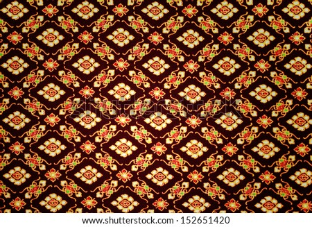 Sarong texture pattern background