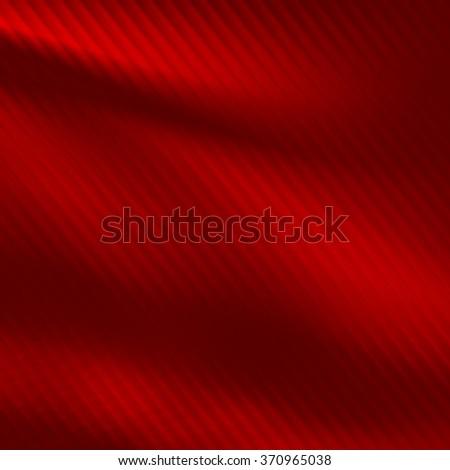 Satin luxury texture unusual illustration red background - stock photo