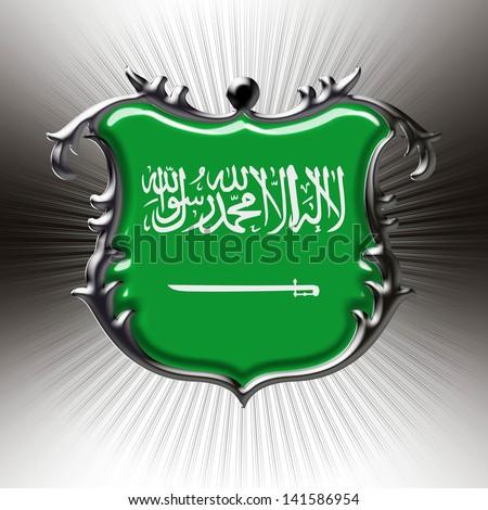 Saudi Arabia - stock photo