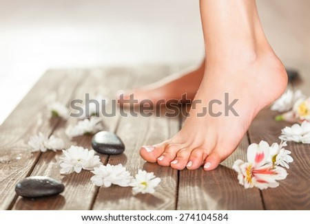 Sauna, Human Foot, Health Spa.