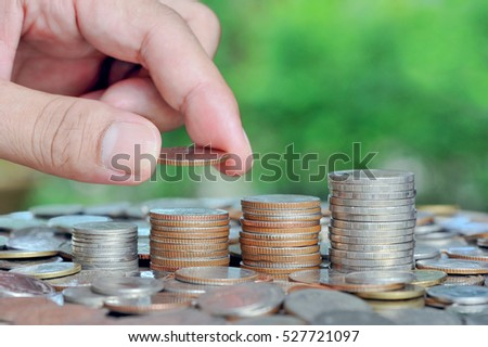 Save money with stack money coin for growing your business and for future.