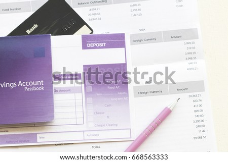 Bank Deposit Slip Stock Images, Royalty-Free Images & Vectors ...