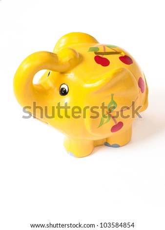 Savings / piggy bank.