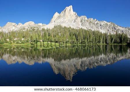 Sawtooth National Wilderness, Idaho