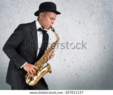 Sax, melody, handsome.