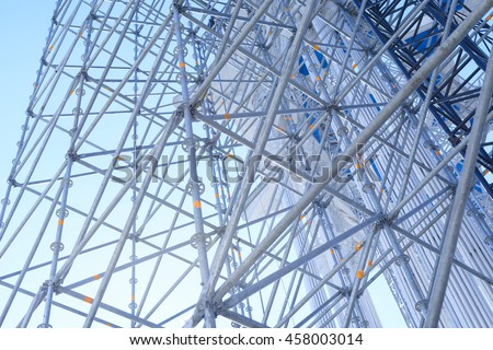 Scaffolding Elements Construction