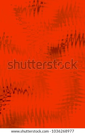 Scarlet abstract creative digital background. Overlapping colors. Illustration
