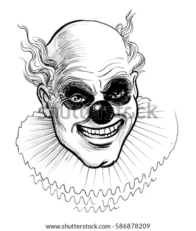 show product with Scary Clown Sketch 586878209 on 36918592 besides Donkey Cart 559021996 as well 3300871 Tovino Thomas Actor Typography Face Logo besides Smile More Coloring Page Vector Illustration 637336087 additionally 151238.