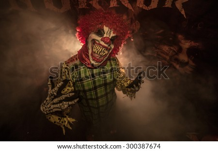 Scary Clown Stock Images, Royalty-Free Images & Vectors | Shutterstock