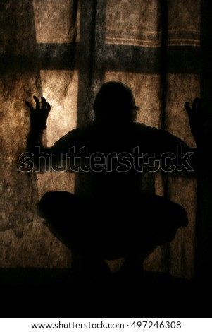Men Behind The Curtain Stock Photos, Royalty-Free Images & Vectors ...