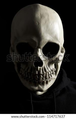 Scary Skeleton Clip Art at Clker.com - vector clip art online ...