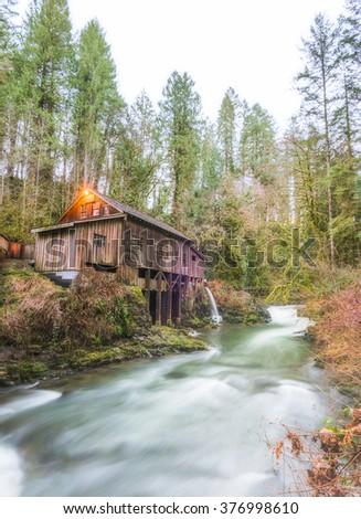 Los angeles california usa november 22 stock photo for The cedar mill