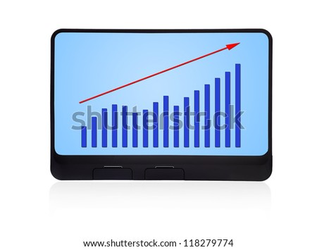 scheme profits on digital tablet