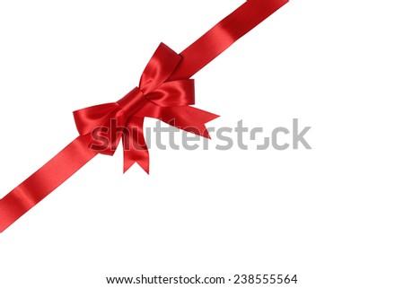 Schleife Auf Karte Oder Brief F���¼r Geschenke An Weihnachten Oder