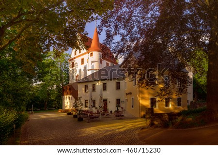 Schloss Schlettau / Castle Schlettau