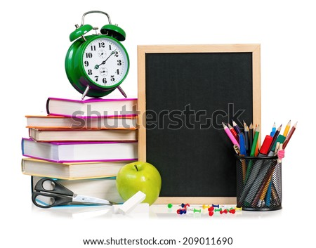 School concept - stock photo