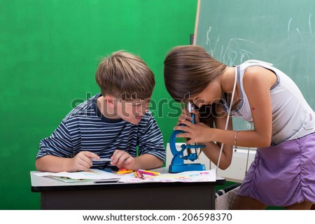 Science - stock photo