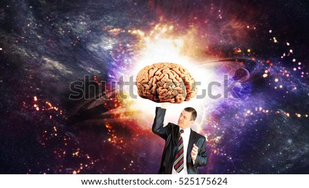 scientific researches of the cosmic mind