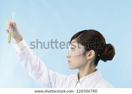 Scientist - stock photo