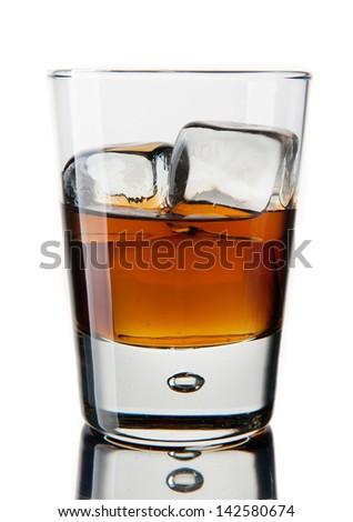 Scotch whisky - stock photo