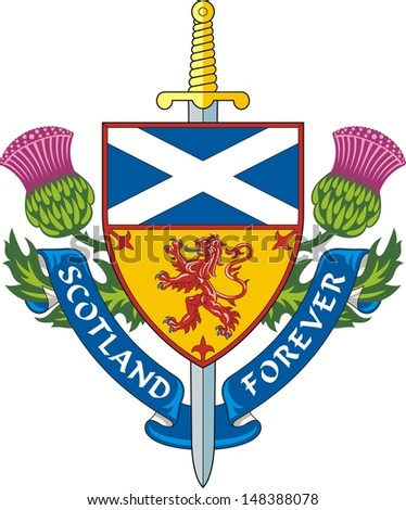 of scotland scottish thistle badge of thistle badge of scotland