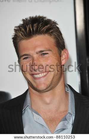 "Scott Eastwood at the Los Angeles premiere of ""Invictus"" at the Academy of Motion Picture Arts & Sciences Theatre. December 3, 2009  Beverly Hills, CA Picture: Paul Smith / Featureflash"