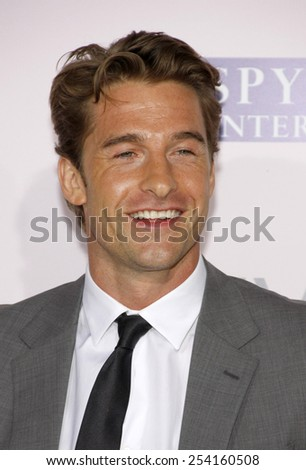"Scott Speedman at the Los Angeles Premiere of ""The Vow"" held at the Grauman's Chinese Theatre in Los Angeles, California, United States on February 6, 2012."