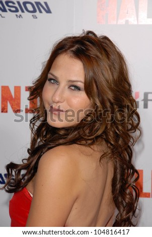 Scout Taylor-Compton  at the Los Angeles Premiere of 'Halloween II'. Grauman's Chinese Theatre, Hollywood, CA. 08-24-09