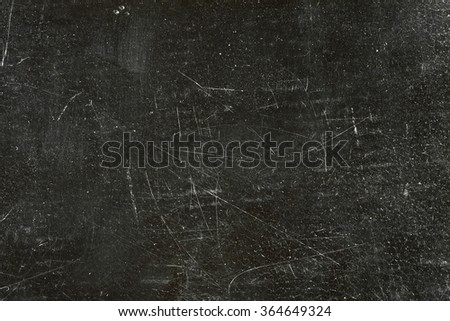 Scratch the damaged texture background in grunge style. Faded dark tones. - stock photo