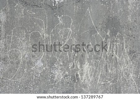 Scratch wall Background