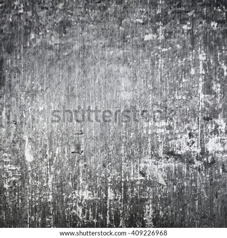 scratched black texture  - stock photo