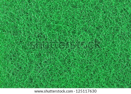 Scrubbing sponge texture - stock photo