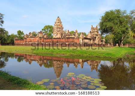 Sdok Kok Thom, Khmer temple in Thailand