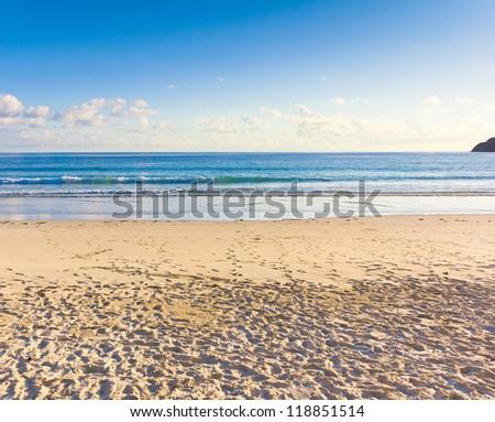 Sea Resort Waters - stock photo
