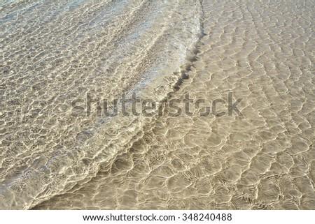 Sea shore - stock photo