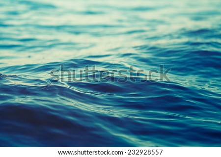 sea wave close up, low angle view