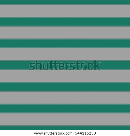 Seamless abstract background green with  horizontal lines illustration