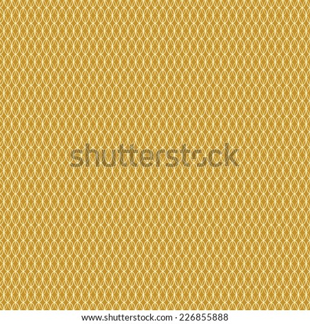 seamless abstract beige pattern golden texture with sand ellipse on beige background raster - stock photo