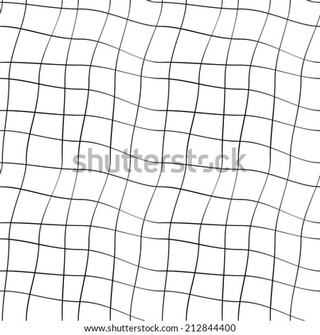 seamless abstract black white pattern on white background raster