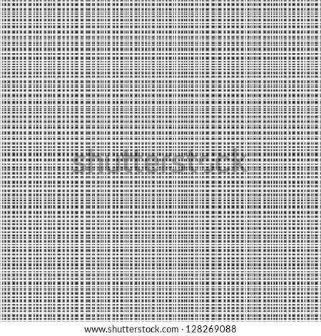 Seamless abstract grey random lines pattern. - stock photo