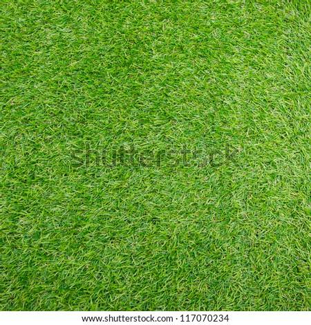Seamless Artificial Grass Field Texture - stock photo