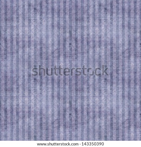 Seamless Blue Grungy Stripes - stock photo