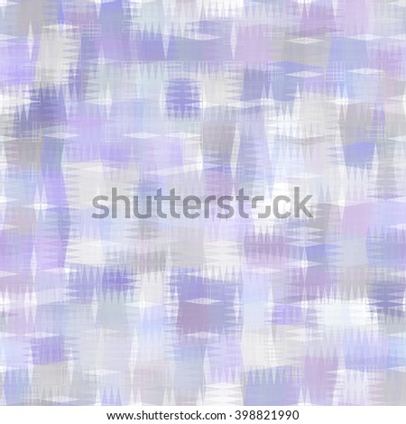 Seamless bright abstract mosaic violet background pattern with gloss