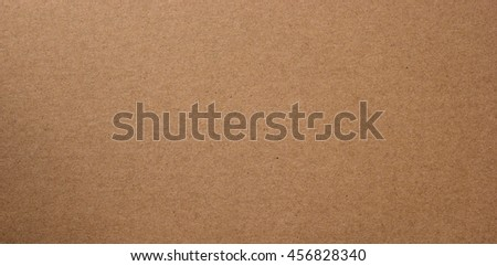Seamless brown paper texture and cardboard background.