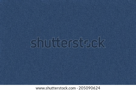 Seamless denim jeans texture background. - stock photo