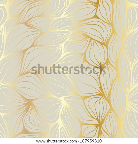 Seamless doodle abstract ripples pattern. Raster. - stock photo