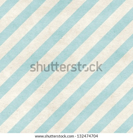 Seamless fine diagonal strokes pattern on paper texture. Basic shapes backgrounds collection - stock photo