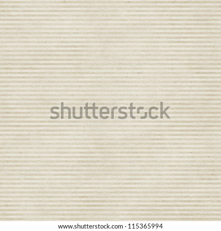 Seamless fine horizontal strokes pattern on paper texture