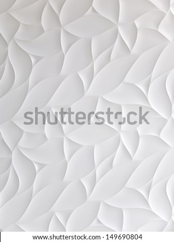 Seamless flowers texture - stock photo
