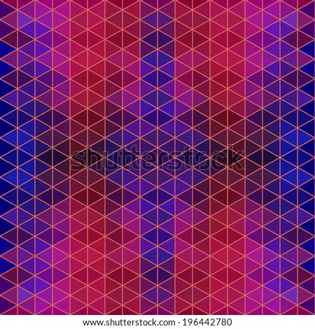 Seamless geometric pattern with many shapes. Abstract  background. - stock photo
